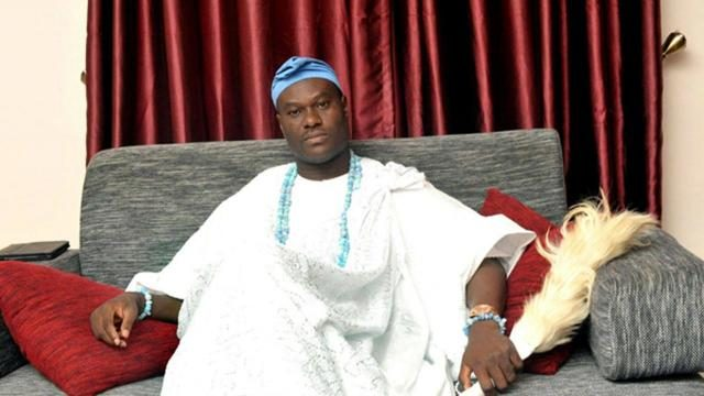 Ooni of Ife, Oba Enitan Babatunde Adeyeye Ogunwusi