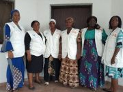 UNFPA Wellbeing Foundation - nutrition team