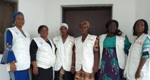 UNFPA Wellbeing Foundation - nutrition team