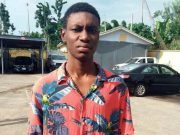 Akhigbe Gabriel arraigned by EFCC