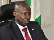 EFCC Boss, Ibrahim Magu