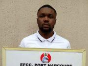 Fake EFCC Employment Officer Bisong James Oyen