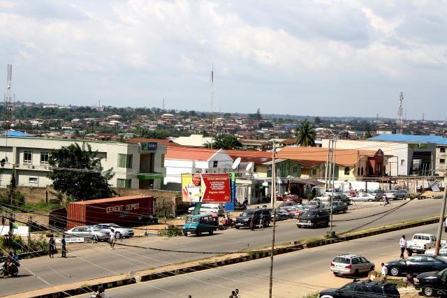 Infrastructural Development in Lagos State
