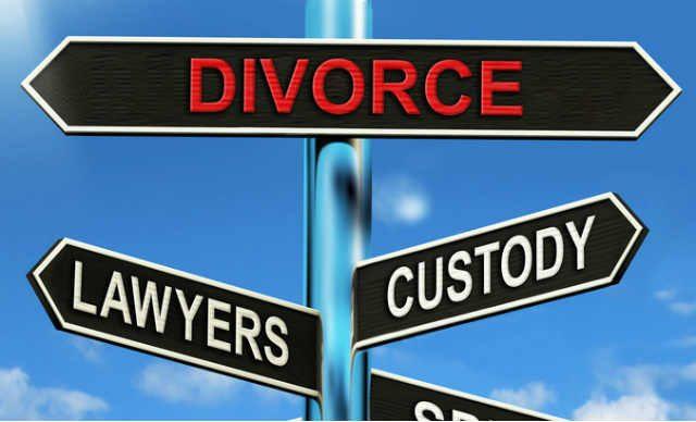 Legal Help for Divorce