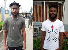 Osaghale ThankGod and Ikebodih Kelvin