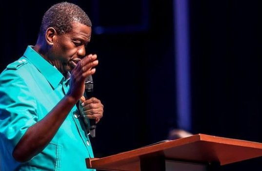 Pastor Eunuch Adeboye