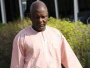 Suspected Fraudster Nasiru Sanni