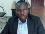 University Lecturer Moses Peter Adoga