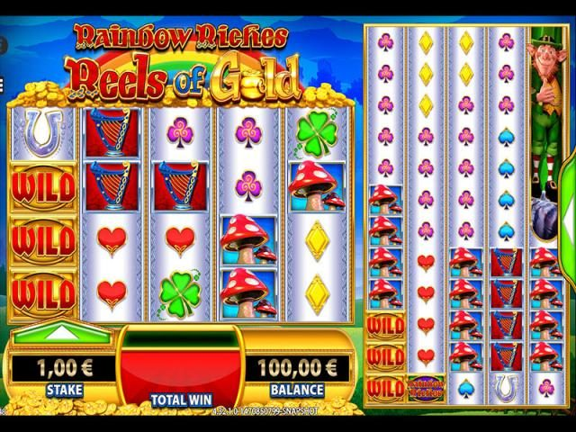 Rainbow Riches - The Reels of Gold