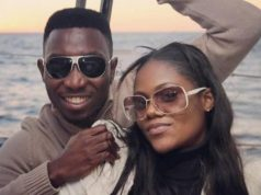 Timi Dakolo and Busola Dakolo