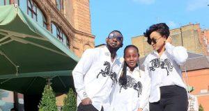 AY Makun and his Family