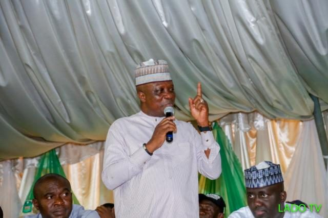 Ogun PDP Chairman, Hon Sikirulai Ogundele, expresses confidence in the party's ability to rule the State in 2023