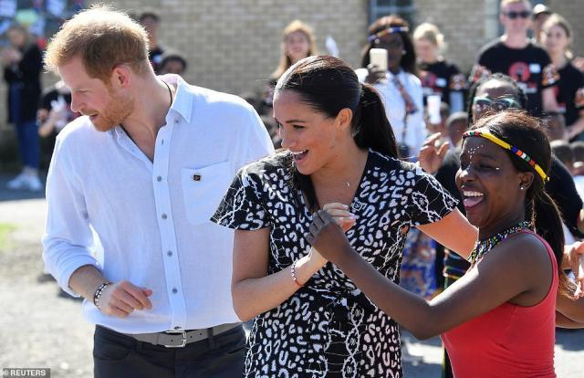 Prince Harry and Megan Markle