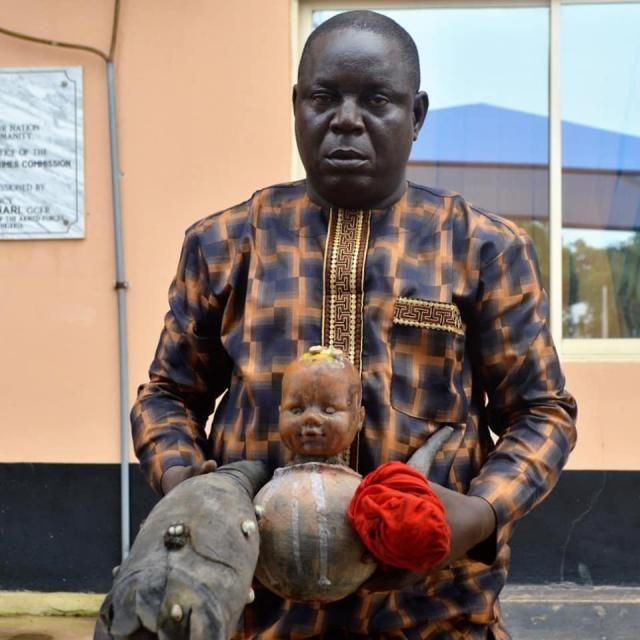 Fake Native Doctor, Fatai Olalere Alli