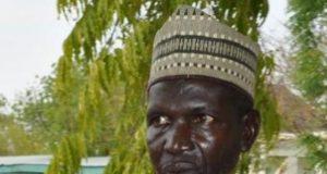 Hajj Fare Collector, Mustapha Usman