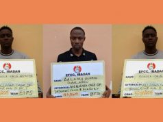Opeyemi Ademosun, Gbolahan Olamide Dalamu and Sokola Idris