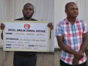 Ugbede Hassan Ocholi and Ngbegha Job Aondona