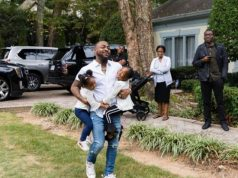 Davido and his kids