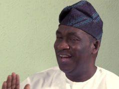 Deputy Governor of Lagos State, Femi Hamzat