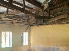 Dilapitated School Infrastructure in Nigeria