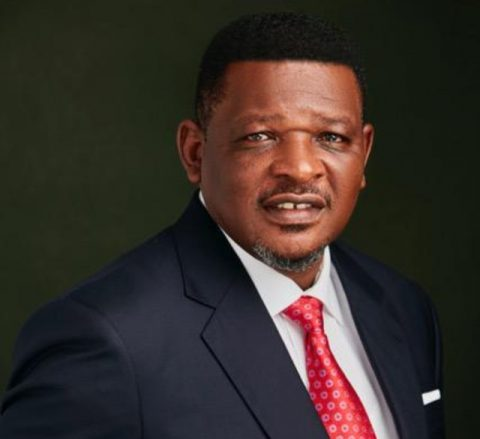 Minister of State (Power), Mr. Goddy Jedy-Agba, OFR