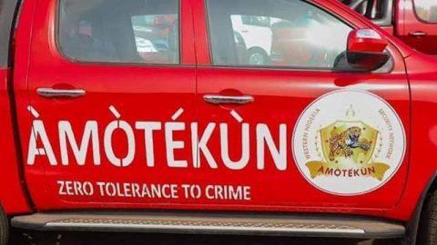 Amotekun, Zero Tolerance to Crime