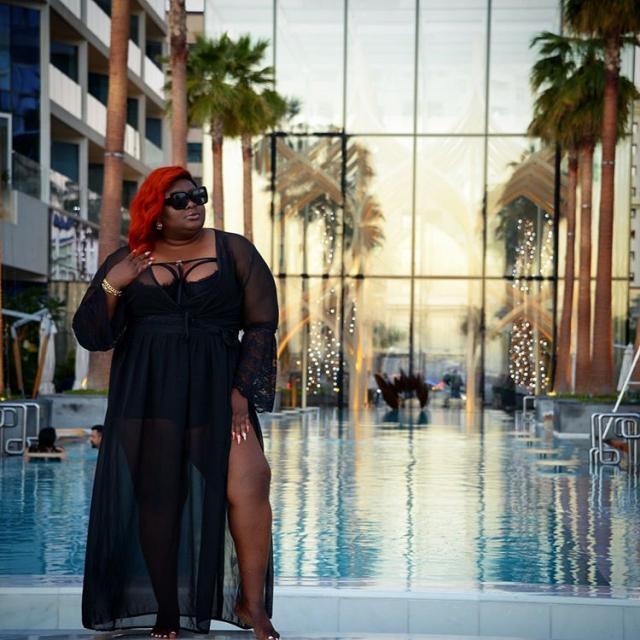 Eniola Badmus Wants Nigeria To Be Fine Like Dubai