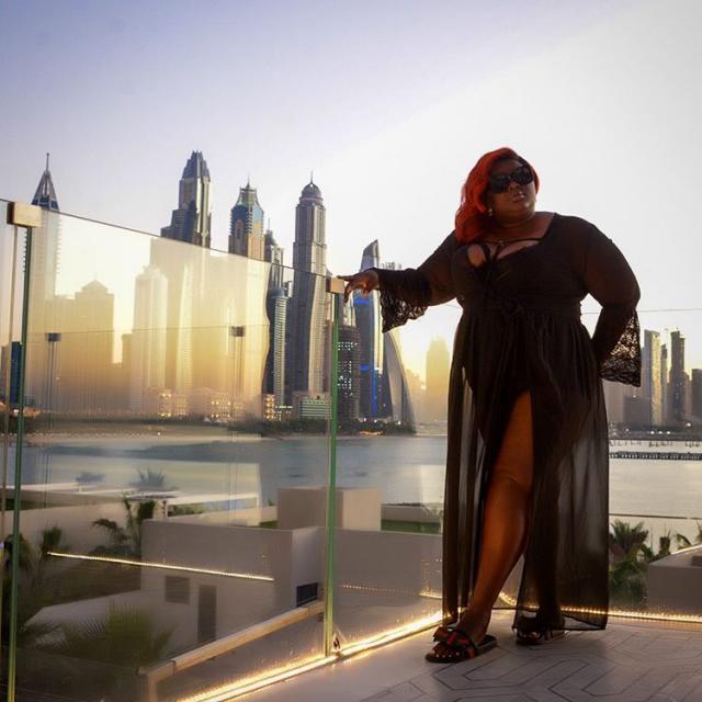 Eniola Badmus Wants Nigeria To Be Fine Like Dubai2