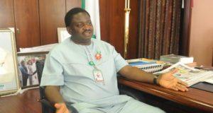 Special Adviser on Media and Publicity to President Muhammadu Buhari, Mr Femi Adesina
