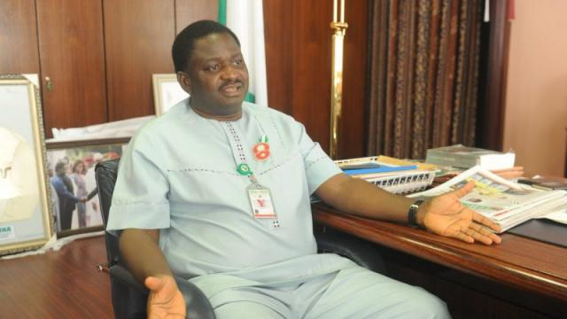 Special Adviser on Media and Publicity to President Muhammadu Buhari, Mr Femi Adesina