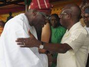 Godwin Obaseki and Adams Oshiomhole