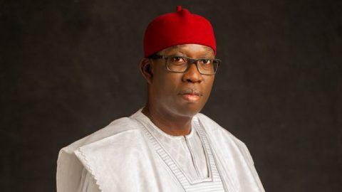 Delta State governor, Ifeanyi Okowa