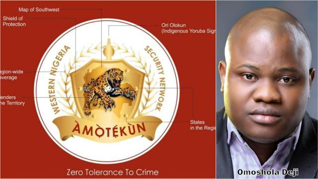 Politics of Amotekun Creation and Attempted Outlaw by Omoshola Deji