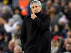 Quique Setien Promises Work On Communication Among Barcelona Players