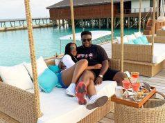 Adewale Adeleke and wife
