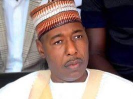 Borno State governor, Babagana Zulum
