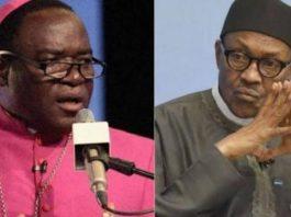 Bishop Kukah and Muhammadu Buhari