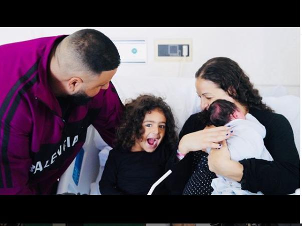 DJ Khaled and Family