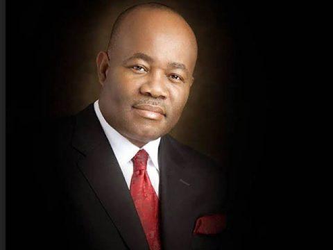 Niger Delta Minister, Godswill Akpabio