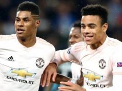Marcus Rashford and Mason Greenwood