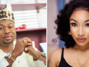 Olakunle Churchill and Tonto Dikeh7