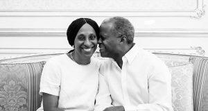 Dolapo Osinbajo and Yemi Osinbajo