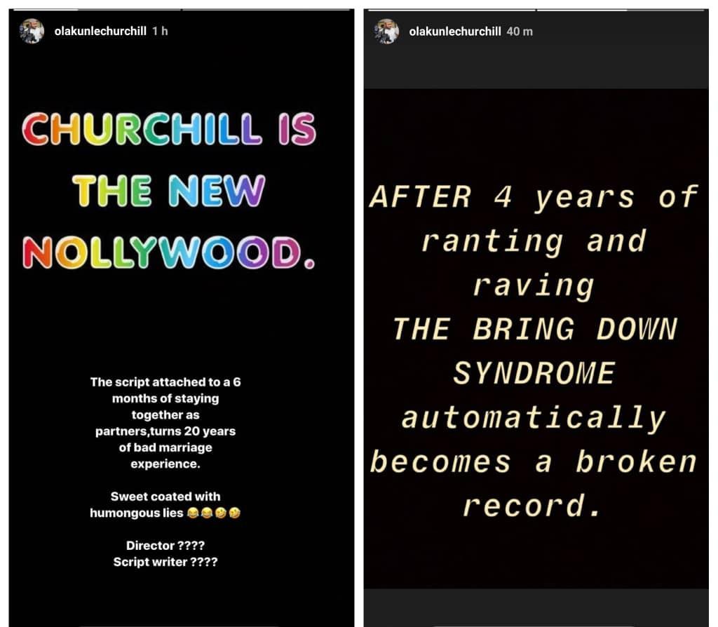Olakunle Churchill