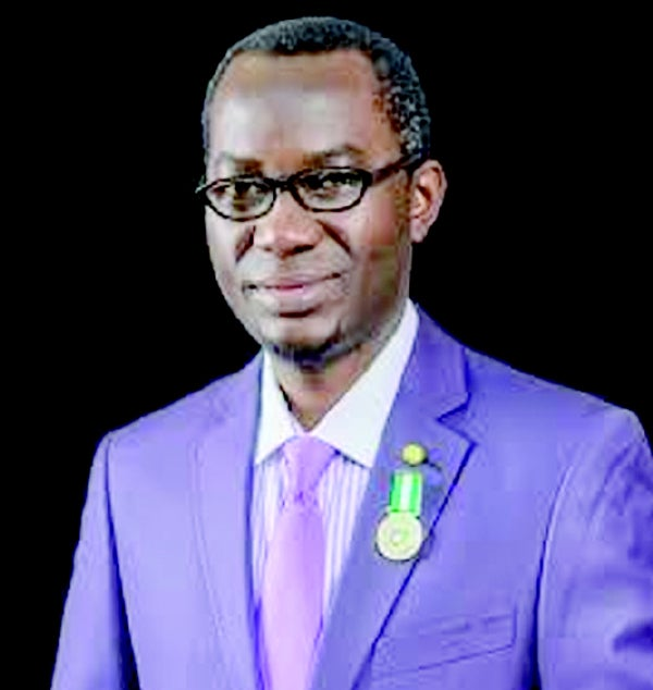 The President of Commonwealth Medical Association, CMA, Osahon Enabulele