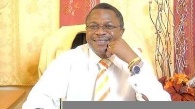Bishop Mike Bamidele