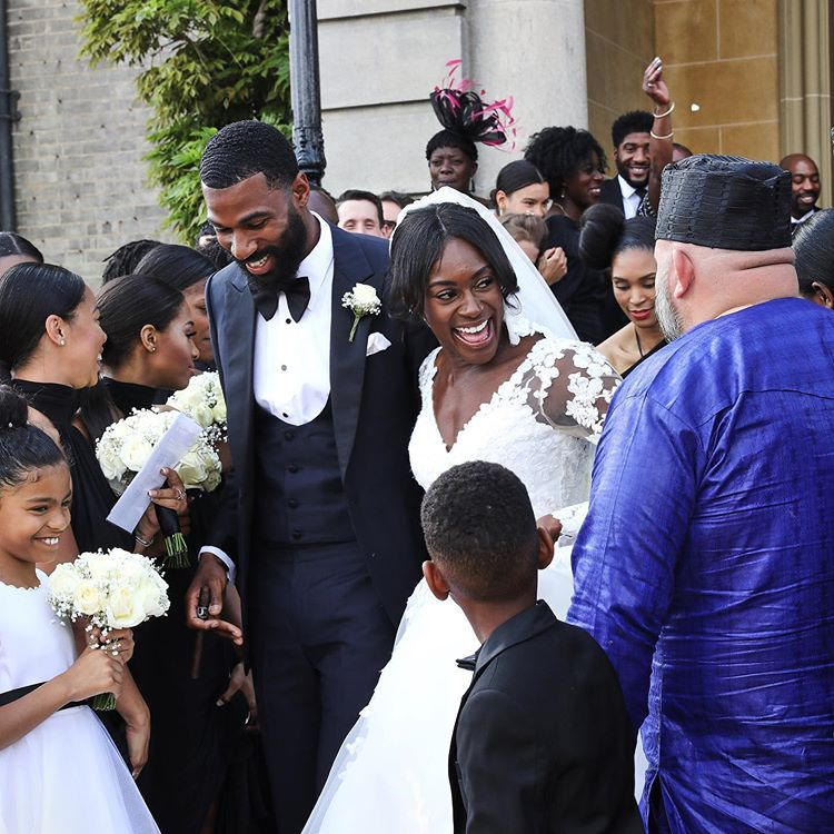 BBNaija Mike and his wife