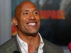 Dwayne Johnson a.k.a The Rock