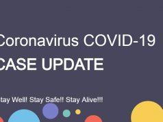 Coronavirus COVID-19 Case Update