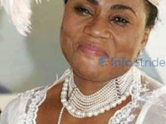 Erelu Kuti of Lagos, Dr Abiola Dosumu