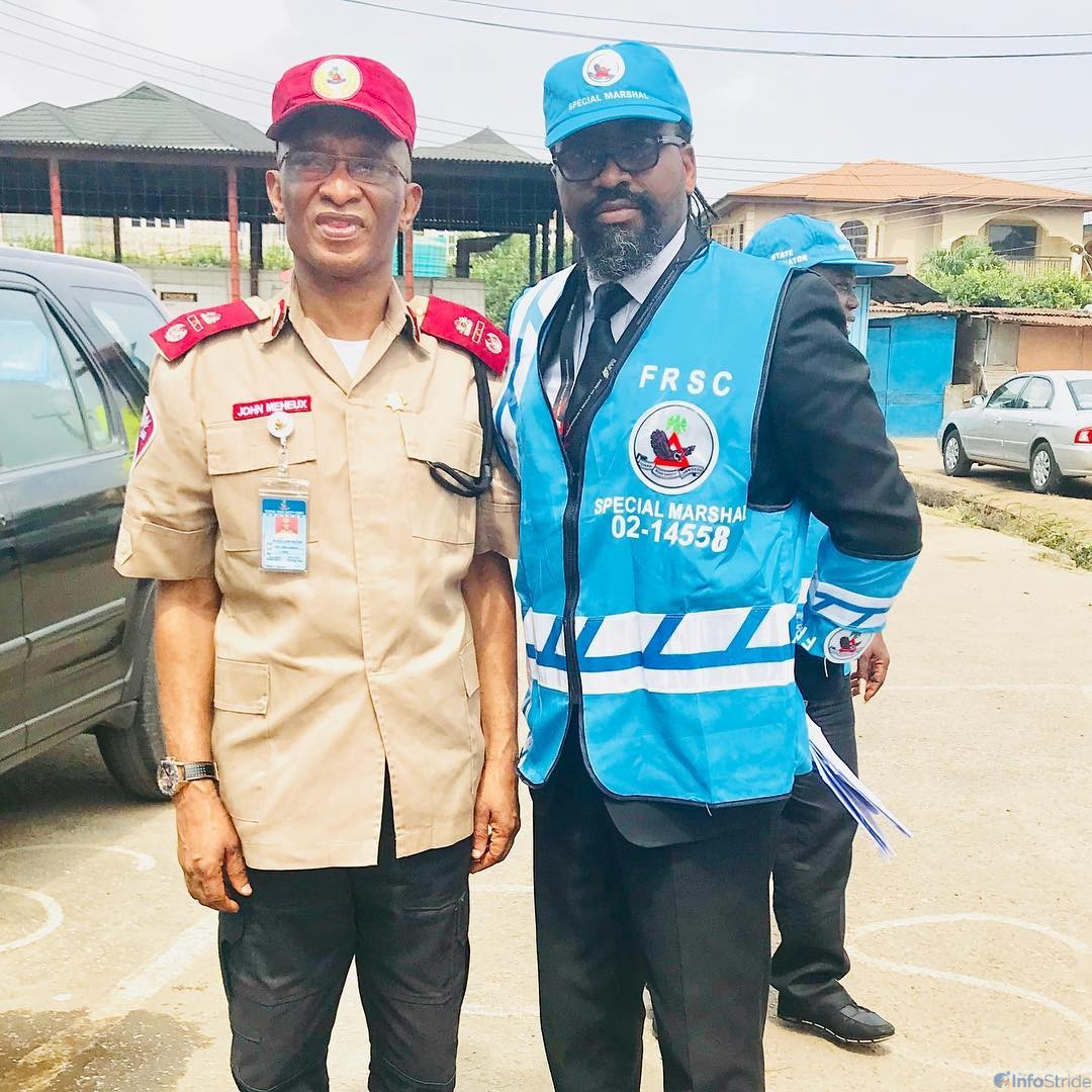 The Federal Road Safety Corps (FRSC)